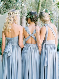 2016 Spring - Summer Bridesmaid Dress Trends 9