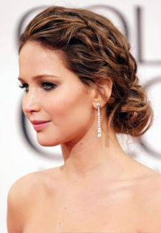 2016 Wedding Hairstyles Inspired by Celebrities 6