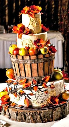 25 Fall Wedding Ideas For Your Autumn Wedding 12