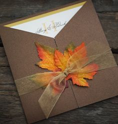 25 Fall Wedding Ideas For Your Autumn Wedding 19