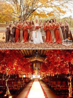 25 fall wedding ideas for your autumn wedding 2 dipped in lace 25 fall wedding ideas for your autumn wedding 2 junglespirit Gallery
