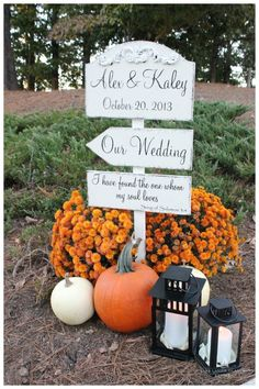 25 Fall Wedding Ideas For Your Autumn Wedding 6