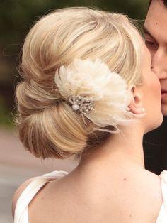 Fall Wedding Hairstyles 12