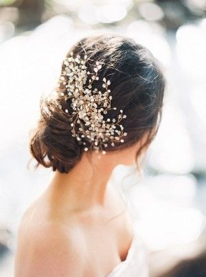 Fall Wedding Hairstyles 14