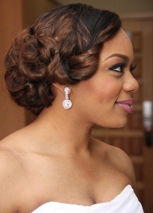 Fall Wedding Hairstyles 19