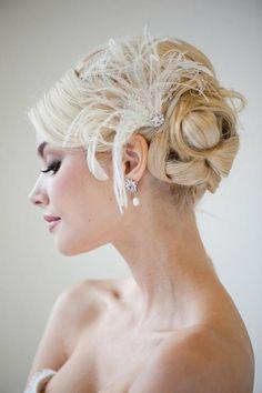 Fall Wedding Hairstyles 20