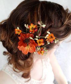 Fall Wedding Hairstyles 21