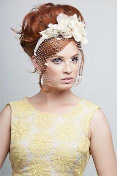 Fall Wedding Hairstyles 6
