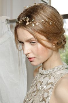 Fall Wedding Hairstyles 8