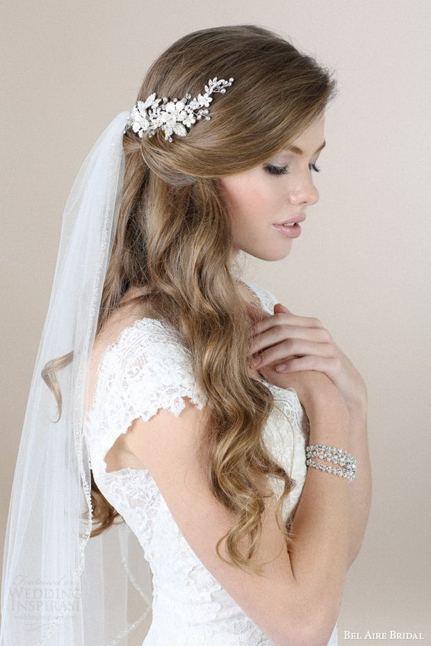 Hair Accessories For The Glamorous Bride 13