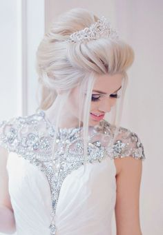 Hair Accessories For The Glamorous Bride 19