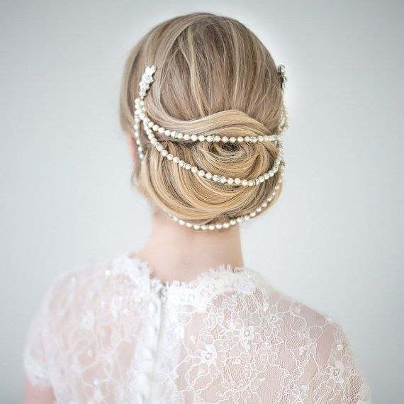 Hair Accessories For The Glamorous Bride 6