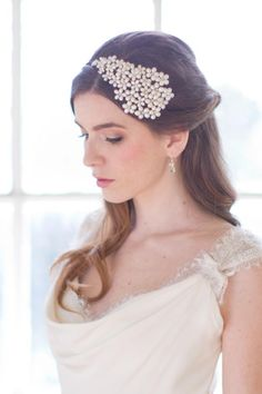 Hair Accessories For The Glamorous Bride 7