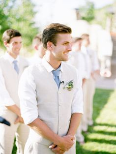 Looks We Love For The Groom 7