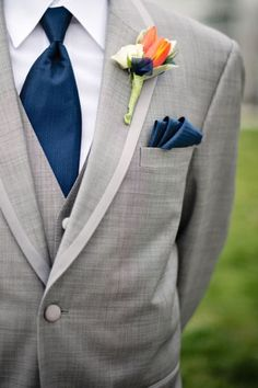 Looks We Love For The Groom 8