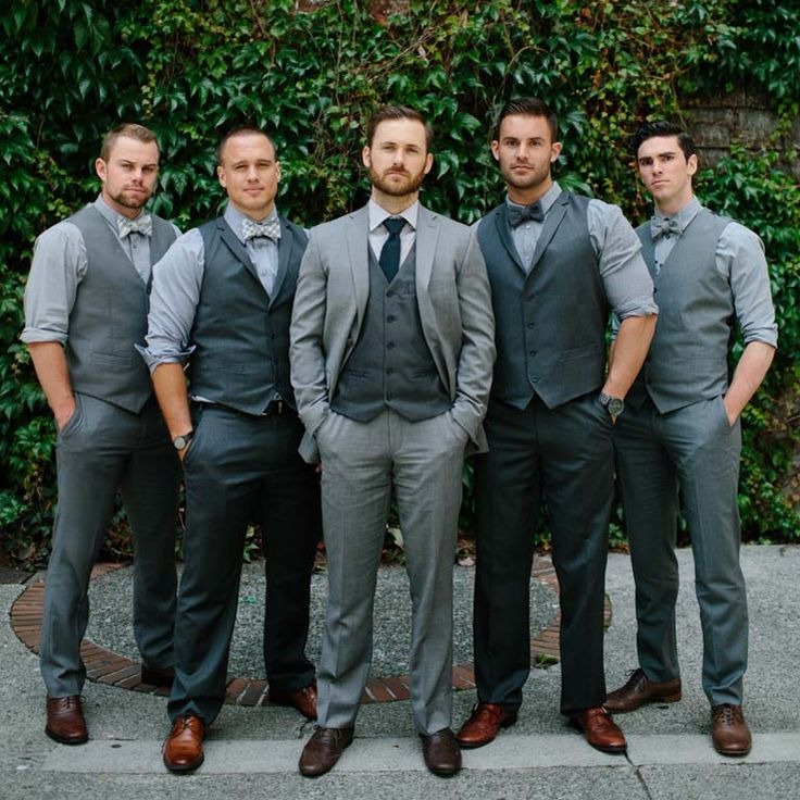 Looks We Love For The Groom 9