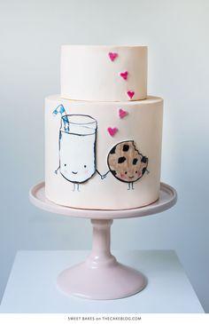 Unique Wedding Cake Ideas 10