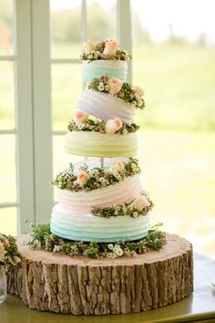 Unique Wedding Cake Ideas 14