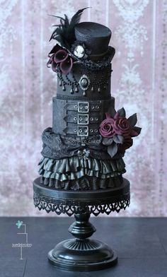 Unique Wedding Cake Ideas 6