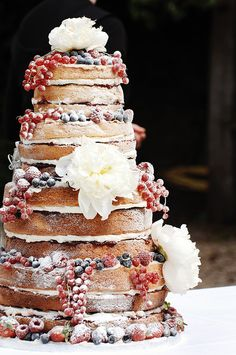 Unique Wedding Cake Ideas 8