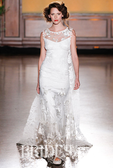 Claire Pettibone Fall 2016 wedding dress collection 11