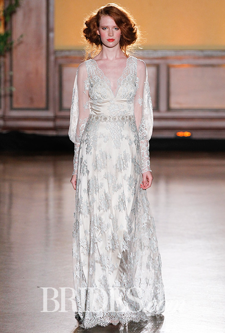 Claire Pettibone Fall 2016 wedding dress collection 16