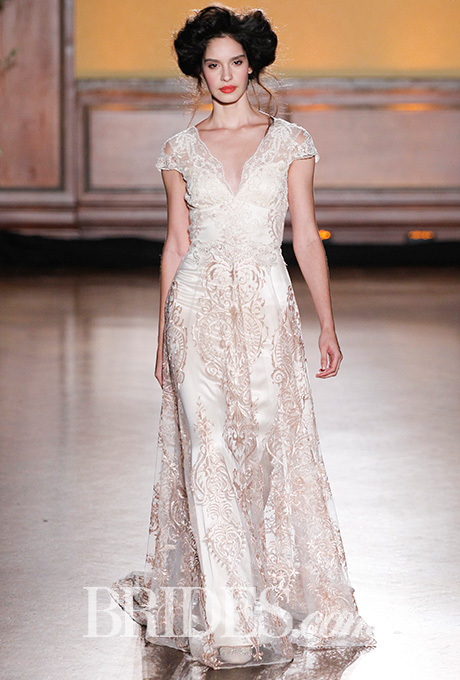 Claire Pettibone Fall 2016 wedding dress collection 17