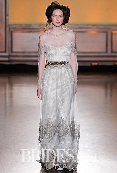 Claire Pettibone Fall 2016 wedding dress collection 2