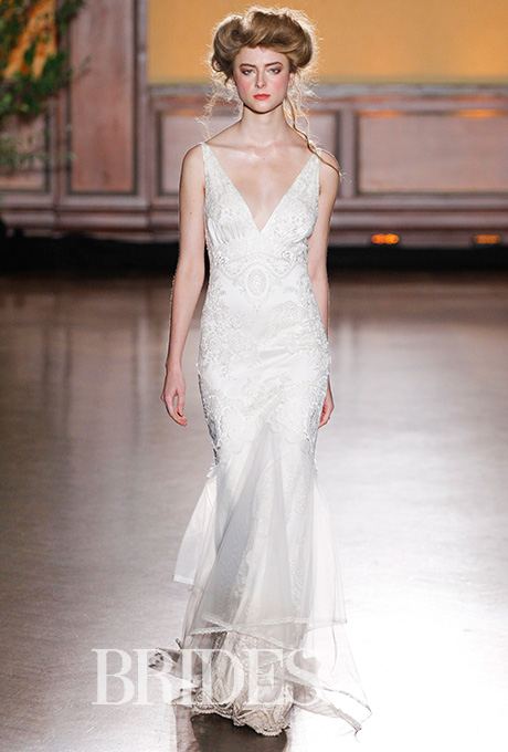 Claire Pettibone Fall 2016 wedding dress collection 4