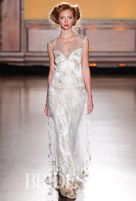 Claire Pettibone Fall 2016 wedding dress collection 9