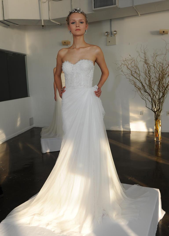 Marchesa Fall 2016 wedding dress collection 2