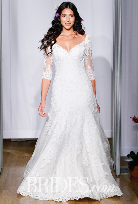 Mori Lee Fall 2016 Wedding Dress Collection 12