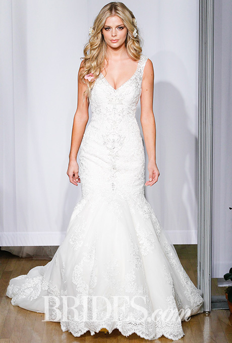 Mori Lee Fall 2016 Wedding Dress Collection 14