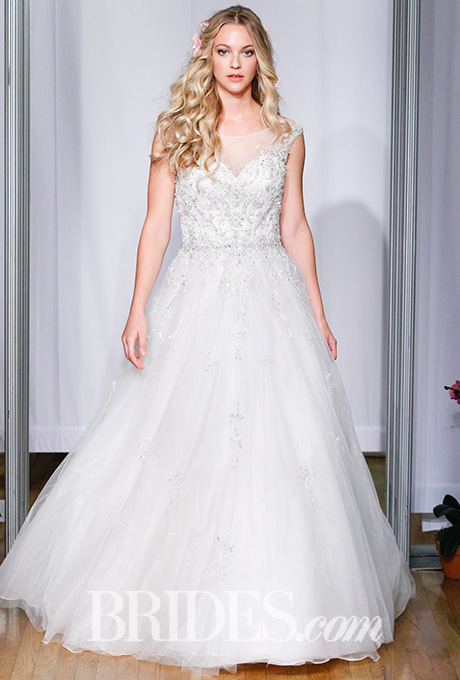 Mori Lee Fall 2016 Wedding Dress Collection 18
