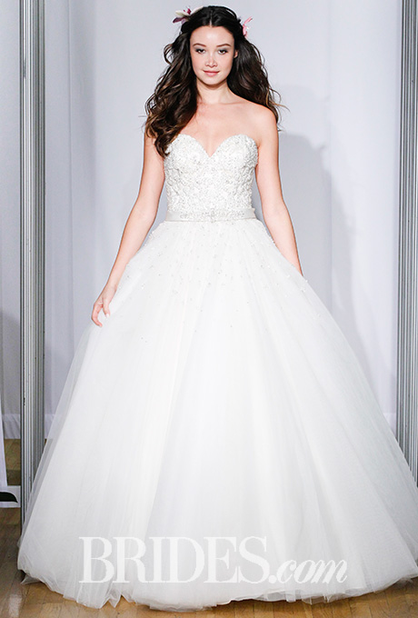 Mori Lee Fall 2016 Wedding Dress Collection 2