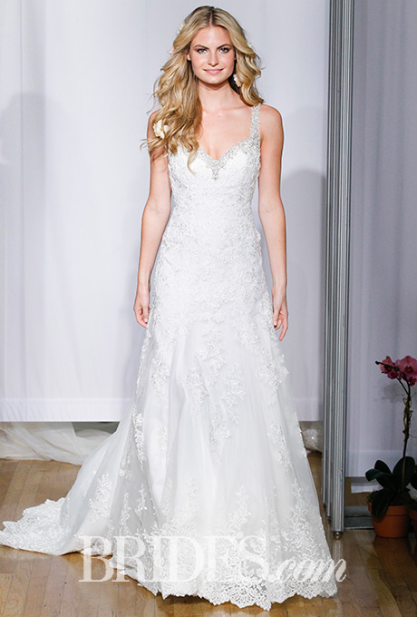 Mori Lee Fall 2016 Wedding Dress Collection 22