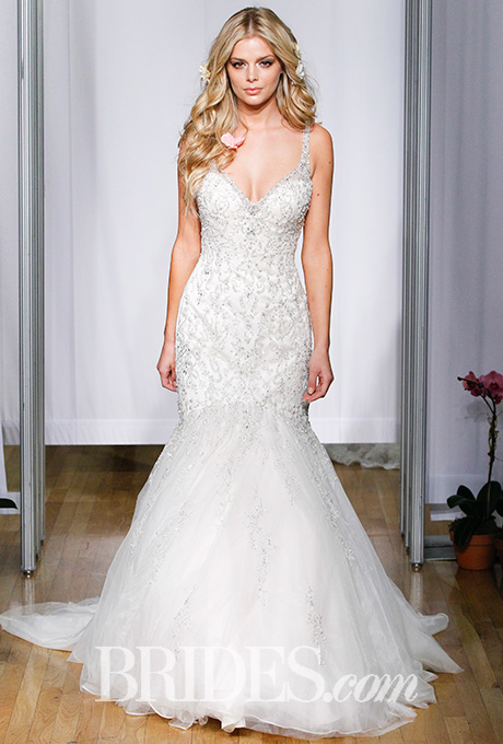Mori Lee Fall 2016 Wedding Dress Collection 23