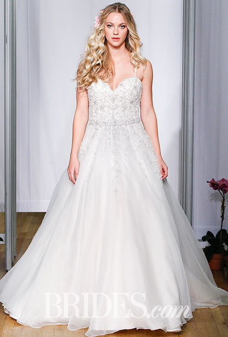 Mori Lee Fall 2016 Wedding Dress Collection 24