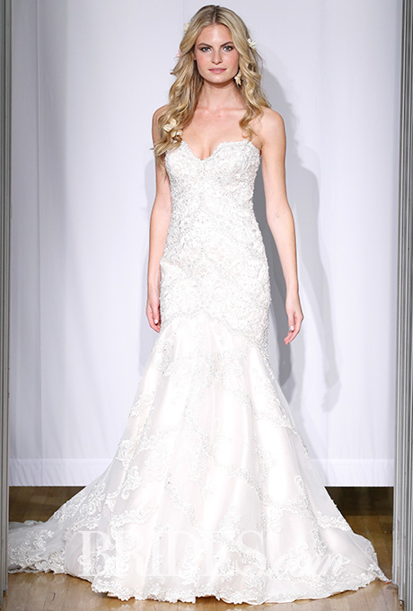 Mori Lee Fall 2016 Wedding Dress Collection