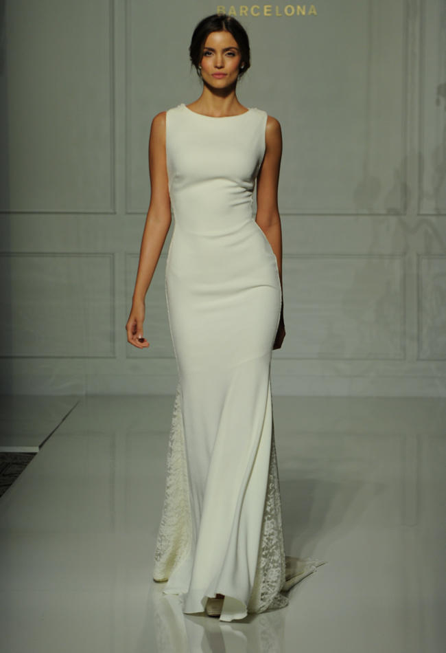 Pronovias Fall 2016 Wedding Dress Collection 23