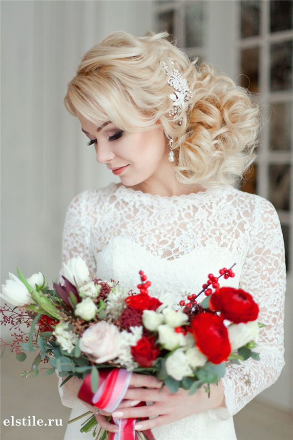 2016 wedding updos 20