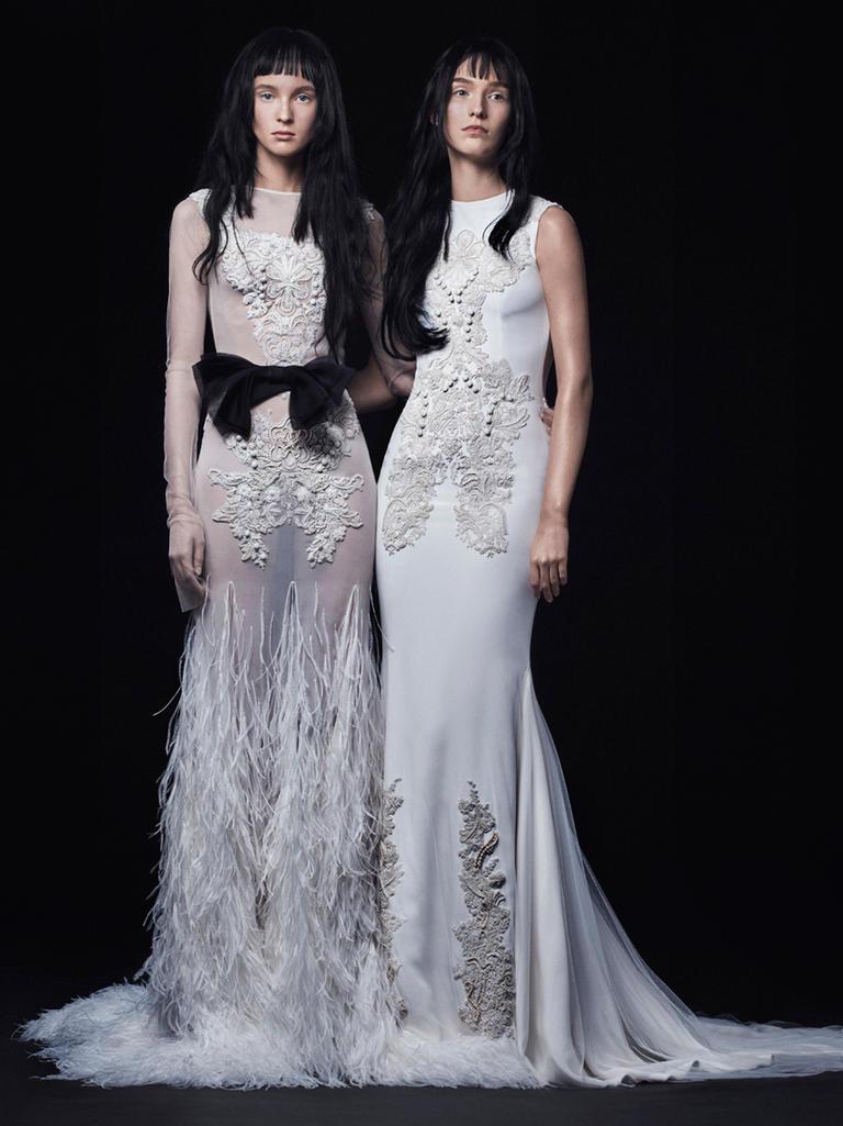Vera Wang Fall 2016 Wedding Dress Collection 14