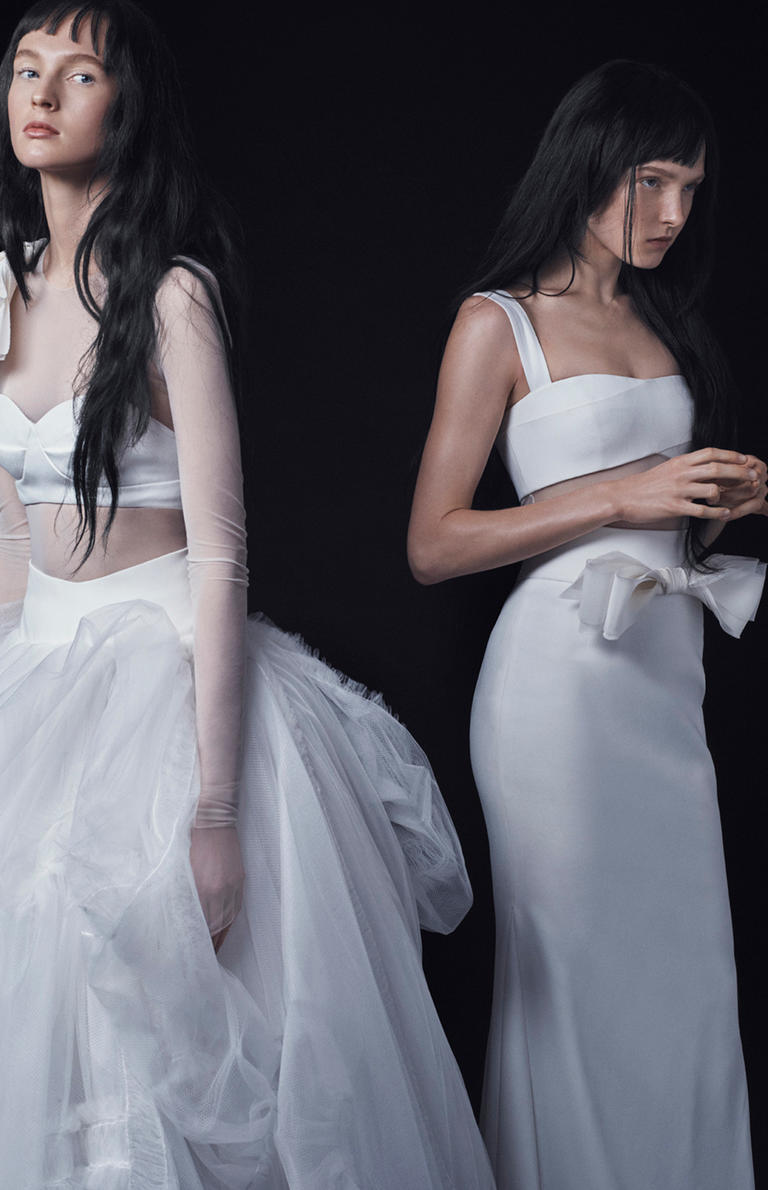 Vera Wang Fall 2016 Wedding Dress Collection 15