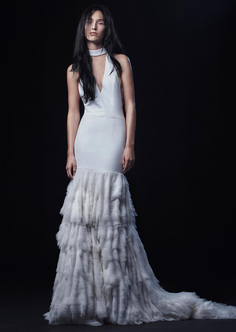 Vera Wang Fall 2016 Wedding Dress Collection 5