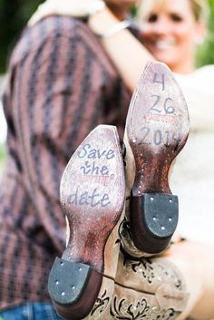 20 Spring Save The Date Ideas That Will Prove Love Is In The Air  5