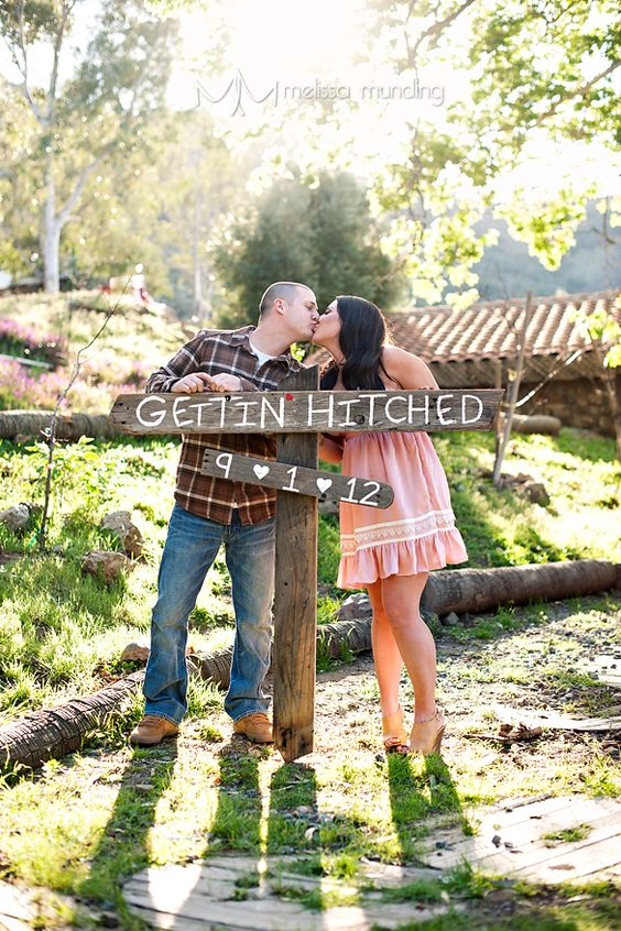 20 Spring Save The Date Ideas That Will Prove Love Is In The Air  6