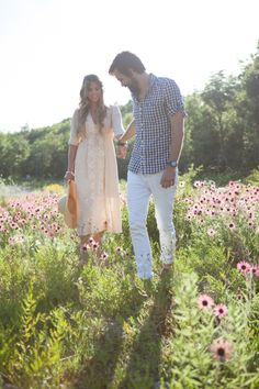 20 Spring Save The Date Ideas That Will Prove Love Is In The Air  8