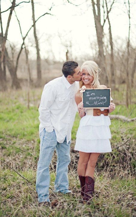 20 Spring Save The Date Ideas That Will Prove Love Is In The Air