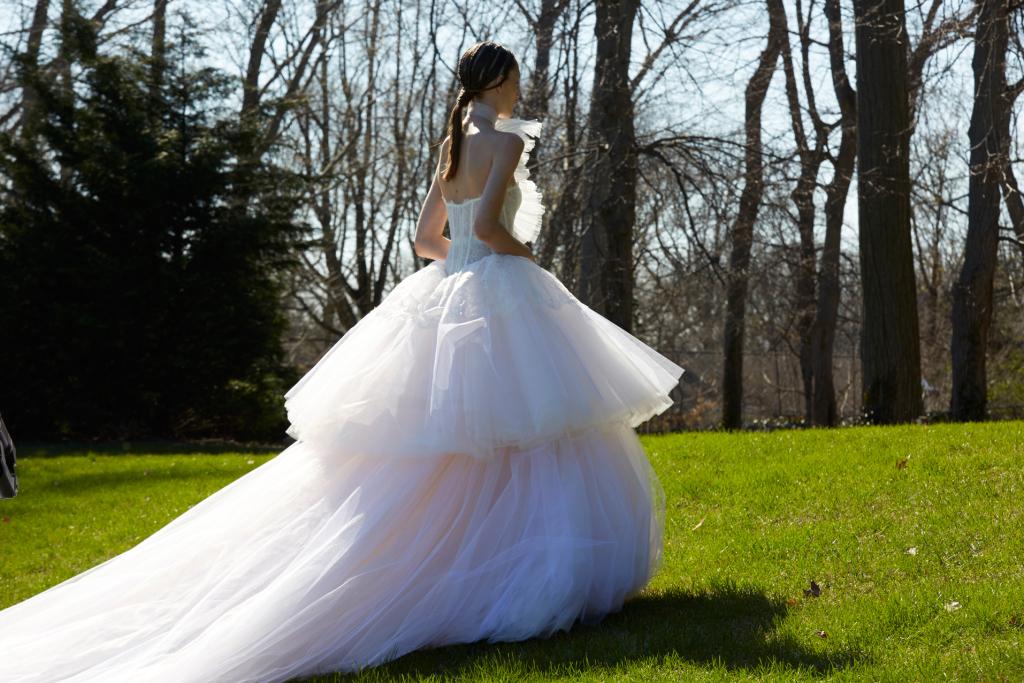 Vera Wang Bridal Spring 2017