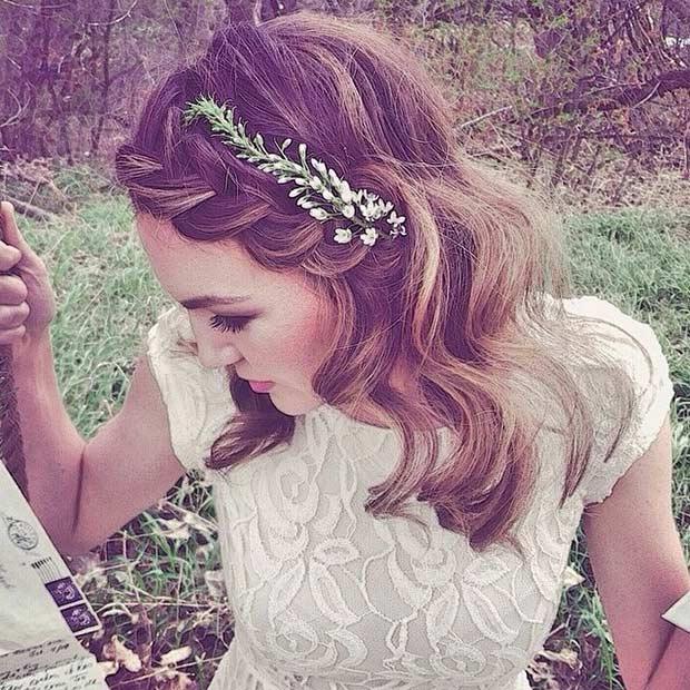 bridget bardot hairstyle : Wedding Hairstyles 2017 ? Top Hair Ideas for 2017 Brides ? Dipped ...